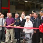 Newcastle Fire Station Grand Opening