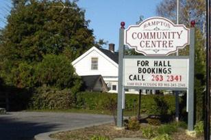 Hampton Community Hall