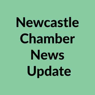 Newcastle Chamber News Update – Mark your Calendars for the 'Jingle Mingle'