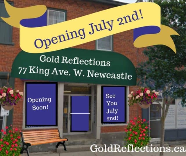 Gold Reflections – Grand Opening