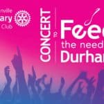 Concert to 'Feed the Need in Durham!